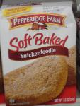 soft baked snickerdoodle...hehe